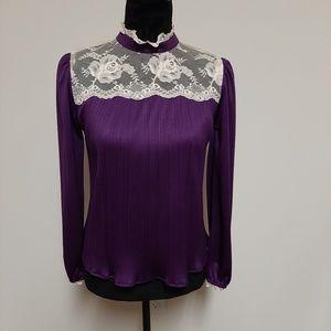 Vintage Blouse silk